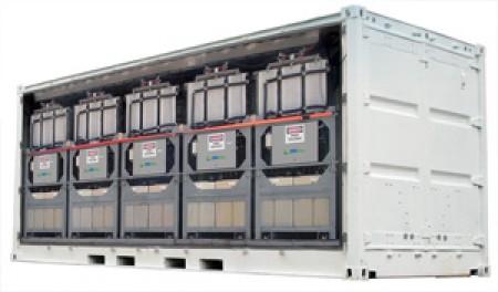 ZBB 500 kWH battery