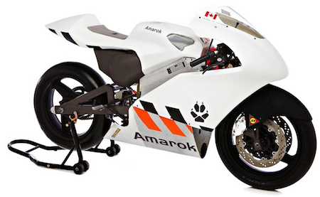image via Amarok Racing