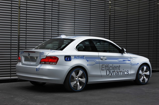 ActiveE, BMW, Electric Cars, Electric Vehicles
