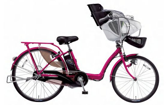 image via Panasonic Cycle Technology Co Ltd