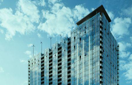 Gerding Edlen LEED building