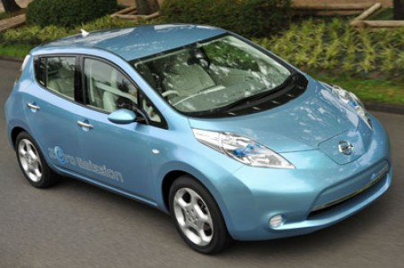 Nissan Leaf, Electric Cars, Electric Vehicles
