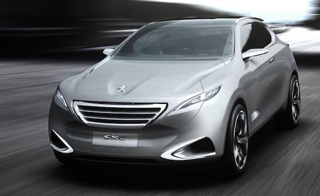 image via Peugeot