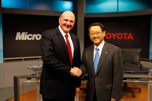 image via Toyota Motor Company
