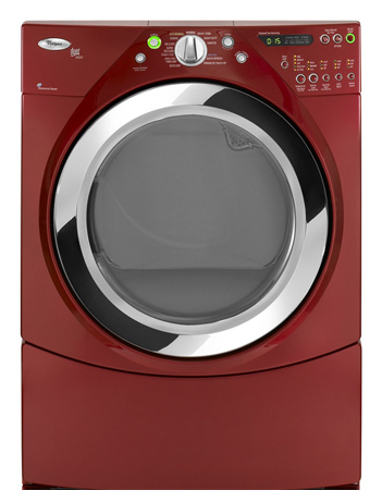 Whirlpool Smart Washer