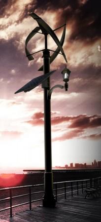Boardwalk Renewable Lighting