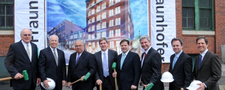 CSE Living Lab Groundbreaking