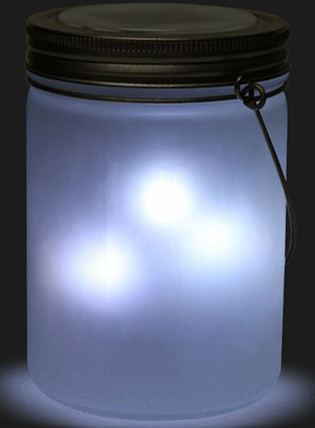 Dreamlights Fireflies in a Jar