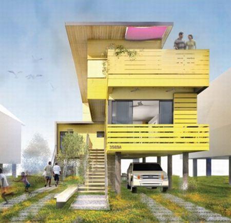 Passive House NoLa