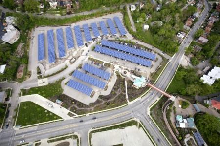 Solar Canopy- Zoo