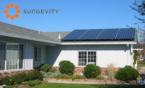Sungevity Solar Home
