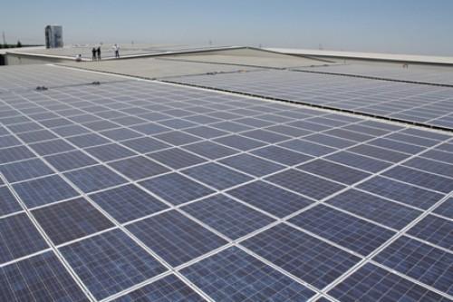 Suntech solar panels