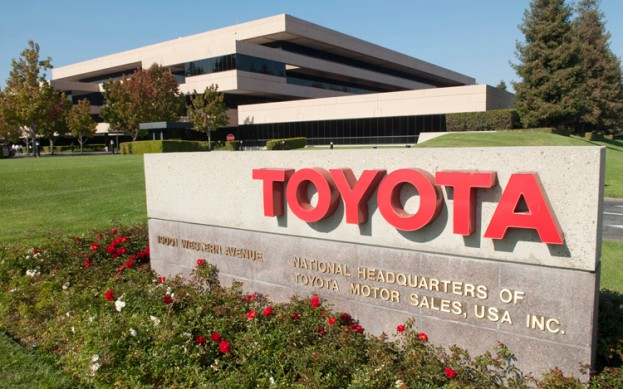 Toyota HQ Torrance
