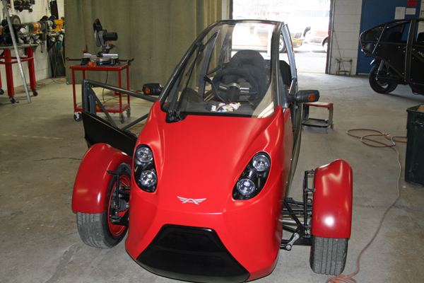 Arcimoto 5th Generation