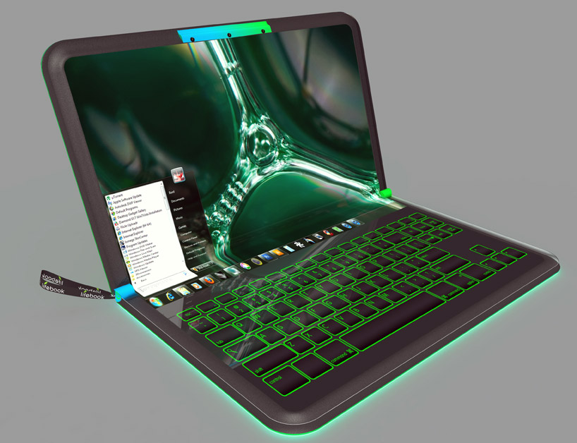lifebookleaf laptop