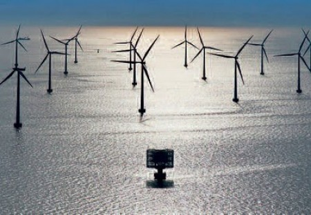 siemens off shore wind
