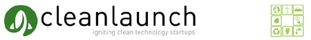CleanLaunch clean tech incubator logo