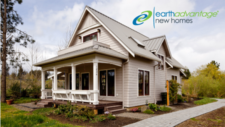 Earth Advantage certified home