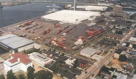 Gloucester Marine Terminal