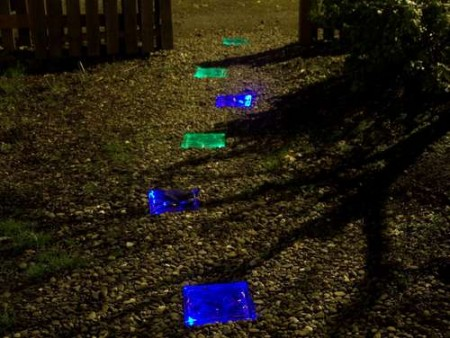 DIY Solar Light Project Lights Your Walkway