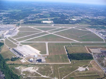 Willow Run Airport