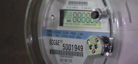 SDG&E, Smart Meters, Smart Grid, California