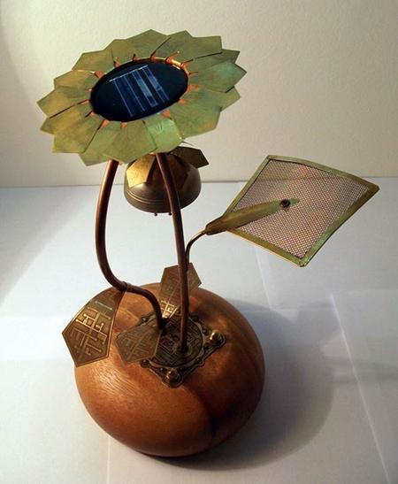 Symbiant Flowers solar lamp