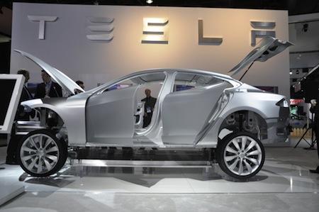 image Tesla Motors