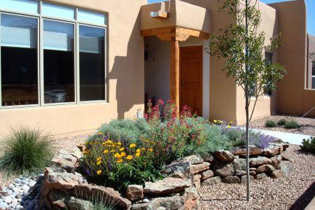 Oshara Eco-Village Santa Fe home