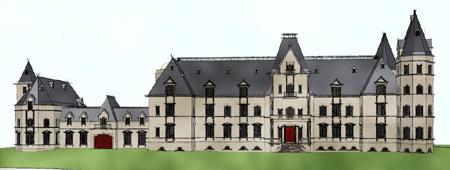 Pensmore, green building