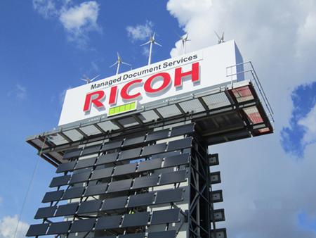 Ricoh Eco Board