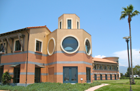 UC Santa Barbara Kohn Hall