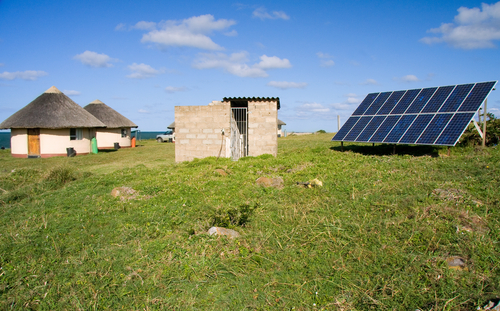 Africa Solar Power