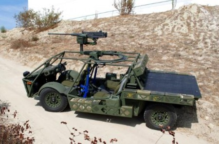 hybrid Army land vehicle, military energy efficiency