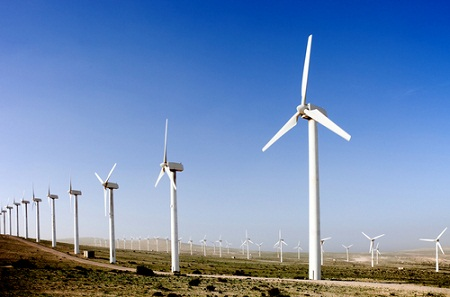 wind farm asset values