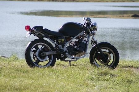 Electric Motorocycle Conversion Honda