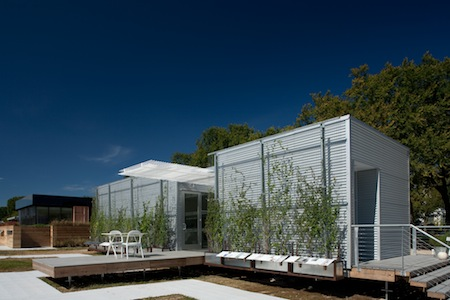 Solar Decathlon, Rice University