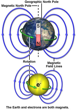Electron Magnetic Field