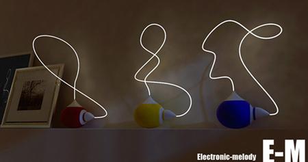 EM - Electronic Melody lamp