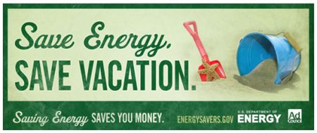 Energy Savers ad campaign