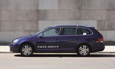 plug-in hybrid tests, Volkswagen Golf Variant