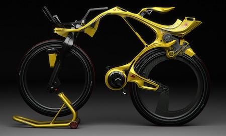 INgSOC, Electric Bicycles
