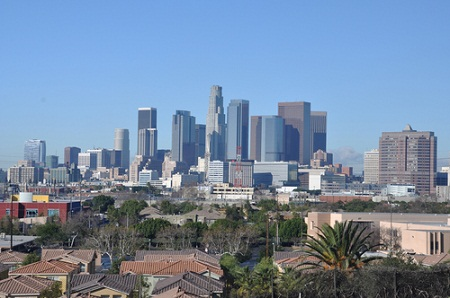 Los Angeles solar incentive program