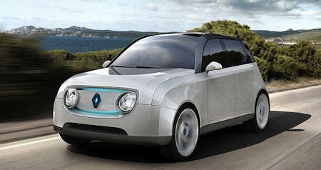 Renault 4Lectric, Designboom, Renault, Concepts, Electric Vehicles, Electric Cars