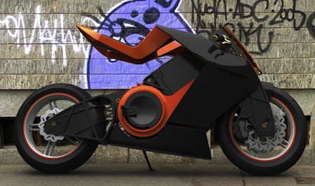 Shavit, Electric Motorcycle, Concept