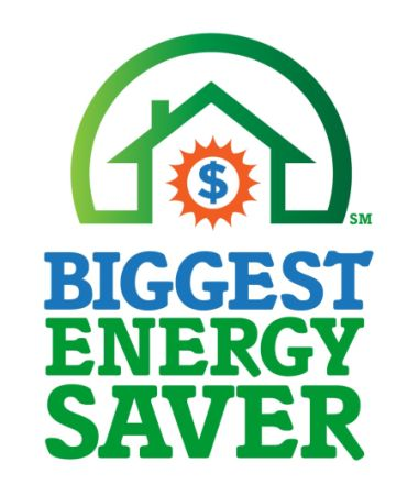 Biggest Energy Saver logo