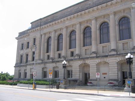 City Hall window retrofit