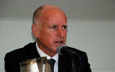 distributed solar power, California conference, Governor Jerry Brown