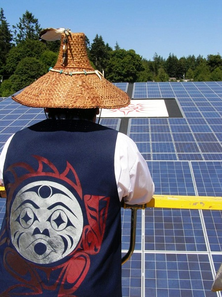 First Nations Solar Energy in British Columbia