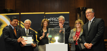 L Prize Winner, Philips Lighting